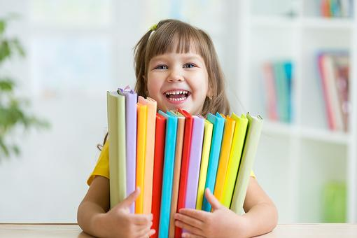Overloaded With Childrens' Books? This Party Idea Will Help You Organize & Socialize!