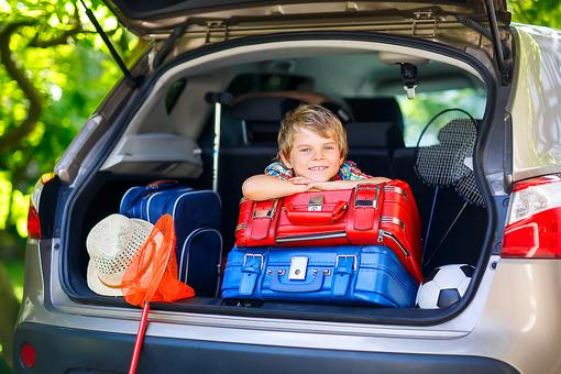 Packing for a Family Thanksgiving Trip? Why & How to Get Your Kids Involved!