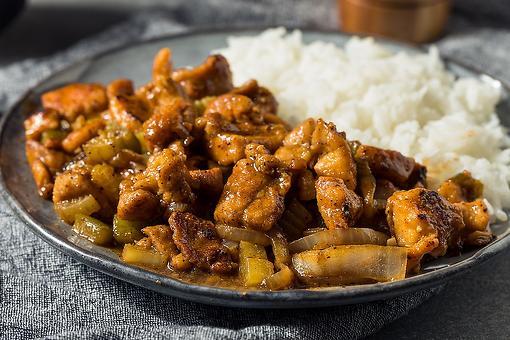 Panda Express Black Pepper Chicken Copycat Recipe: Don't Lose This Easy Chicken Recipe