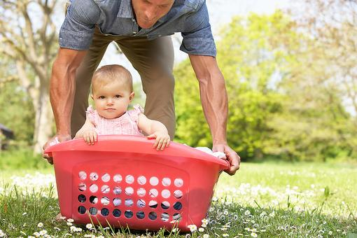 Hey, Mom & Dad: Here's Why Laundry Can Equal Happiness (Really!)