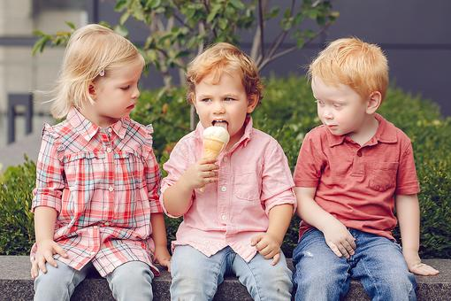 Parents, Teach Your Kids NOT to Share (It's OK, Really, Here's Why!)