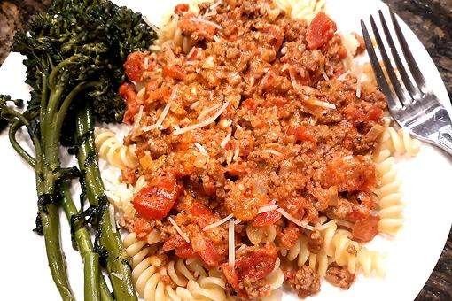 Easy Pasta With Creamy Tomato Meat Sauce Recipe: Get Ready for the Recipe Requests