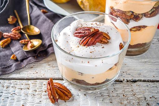 Gingerbread Pumpkin Trifle Recipe: This Easy Layered Dessert Is What Fall Is All About