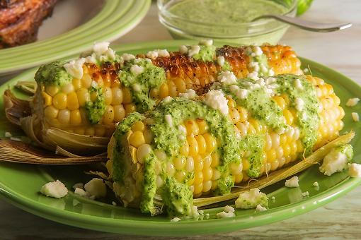 Easy Peruvian Street Corn Recipe: This Peruvian Grilled Corn Recipe Is a Twist on Elote