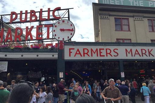 Pike Place Market in Seattle, Wash., Is a Must-See (Watch Out for Flying Fish)!