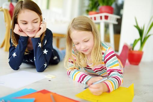 Play-Based Games for Kids During the Coronavirus Pandemic: Imaginative Activities That Help Kids Write & Play