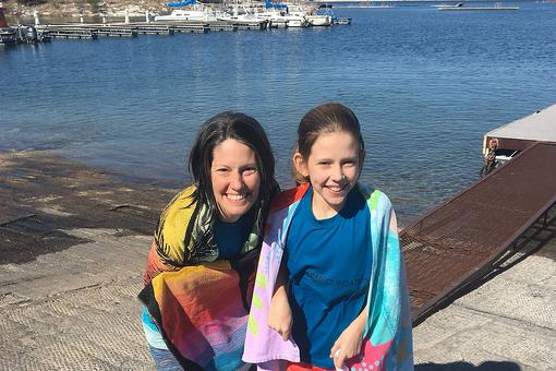Polar Bear Plunge: Yes, I'm 3 Steps Closer to Crazy!