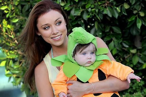 Pop Star New Mom Una Healy Gushes About Her Baby Daughter!