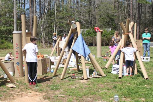 Pop-Up Adventure Play: How This Small Nonprofit Supports Child-Directed Play, Communities & Kids