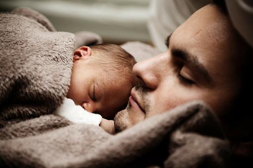 Postpartum Depression Isn't Just for New Moms: 5 Reasons Why Dads Get PPD!