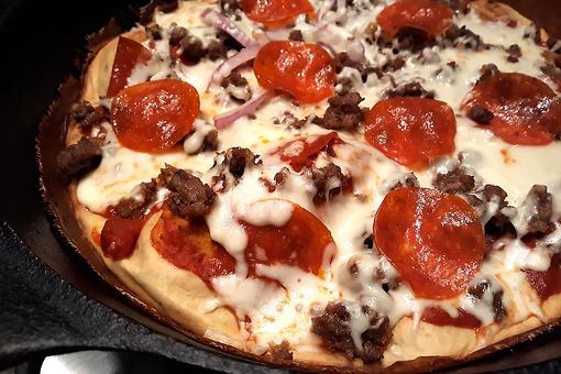 Pourable Pizza Recipe: This Quirky Pizza Recipe Has a Pourable Crust (Spoiler Alert: It's Delicious)