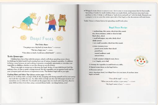 """Pretend Soup"" By Mollie Katzen & Ann Henderson: A Great First Cookbook for Curious Junior Chefs"