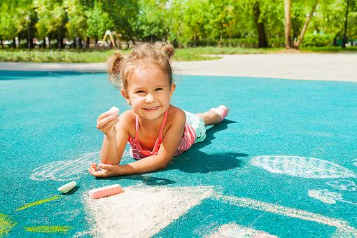 Prevent Pre-K Summer Slide With This Fun Letter & Spelling Activity!