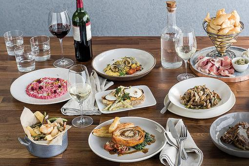 Princess Cruises Elevates Sabatini's Italian Trattoria With New Pasta Dishes From Italian Chef Angelo Auriana!