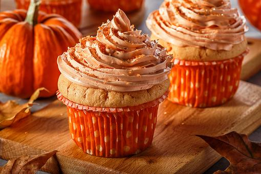 Pumpkin Cream Cheese Frosting Is the Icing on the Cake
