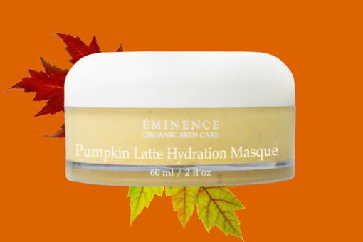 This Pumpkin Latte Hydration Masque From Eminence Organics Is Better Than Your Barista's