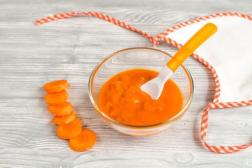 Pureed Carrots Recipe for Babies: How to Make Homemade Carrot Baby Food