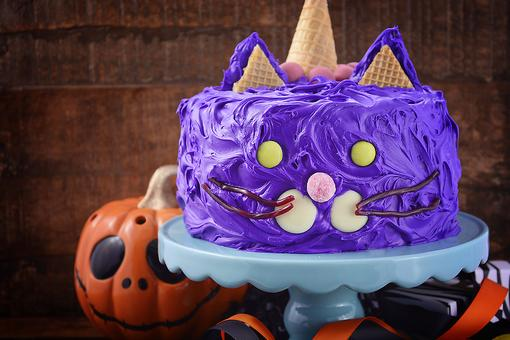 Purr-fect for Halloween: How to Make a Spooky Cat Cake!
