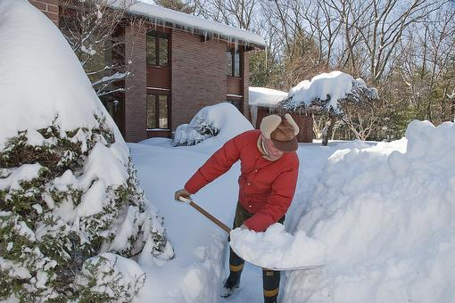 Put Down the Snow Shovel, Your Heart May Thank You: Snow Shoveling Tips From a Cardiologist