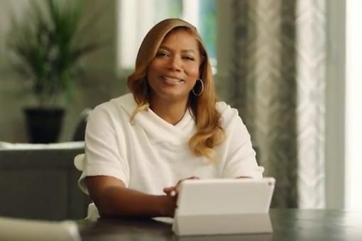 "Queen Latifah Speaks Out for WomenHeart's ""Rise Above Heart Failure"" Campaign"