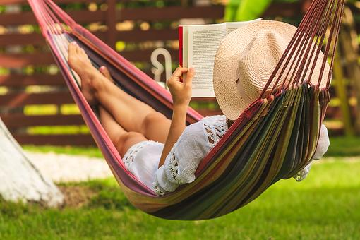 Reading for Stress Relief: More Than 65 Books to Help You Escape the Real World for a While