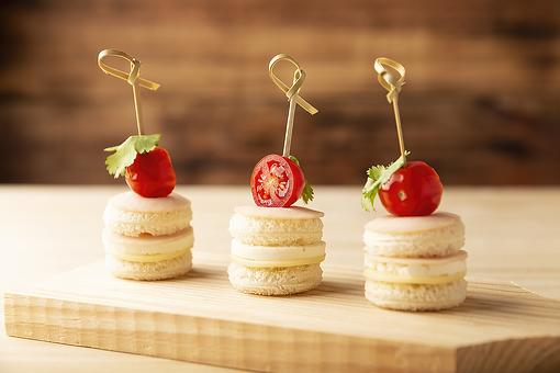 Mini Tomato Cheese Sandwich Recipe: A Tasty Southern Tomato Sandwich on a Small Scale