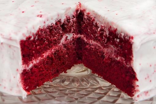 Red Velvet Cake With Cream Cheese Frosting May Be the Most Famous Dessert Ever