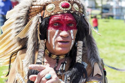Redface Vs. Blackface: A Native American Explains Why Many Don't See Redface As Racism