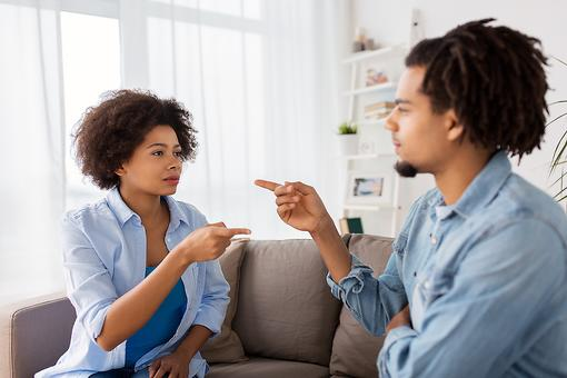 Marriage Struggles: If You're Playing the Blame Game, the Relationship Loses