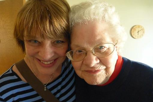 Remembering Moms Who Are No Longer With Us: A Tribute to My Mom on Mother's Day