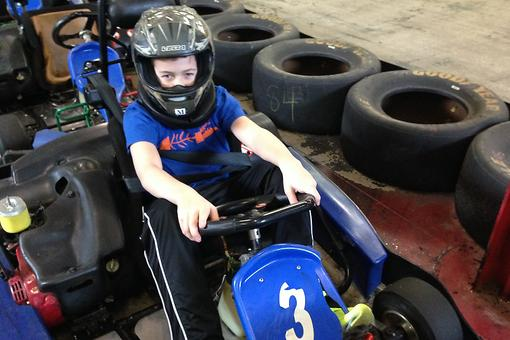 Rev Up the Engine on Family Fun at Chicago Race Factory!