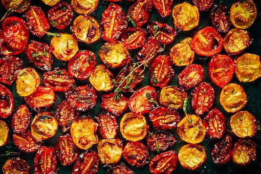 Roasted Cherry Tomatoes Recipe: These Easy Roasted Cherry Tomatoes Are the True Gems of Summer