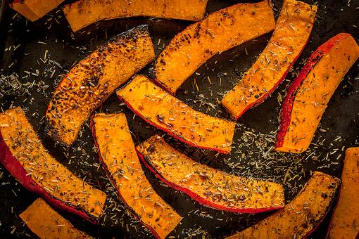 Roasted Pumpkin: Make It Plain, Sweet or Savory (It's Your Choice!)