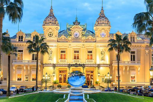 The Monte Carlo Casino: Rolling the Dice at the Legendary Casino (a Little Underdressed!)