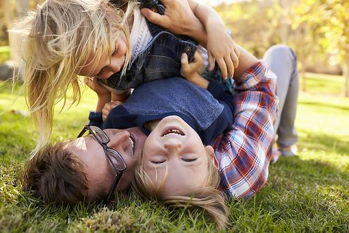 Roughhousing With Kids: 6 Benefits of Rough Play With Children (You Won't Believe No. 2)