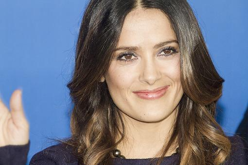 ​Salma Hayek Doesn't Wash Her Face in the Morning: Fact or Fiction? Find Out!