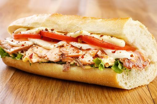 Hot Salmon Sandwich Recipe: This Easy Salmon Sandwich Recipe Is a Healthy Lunch or Dinner