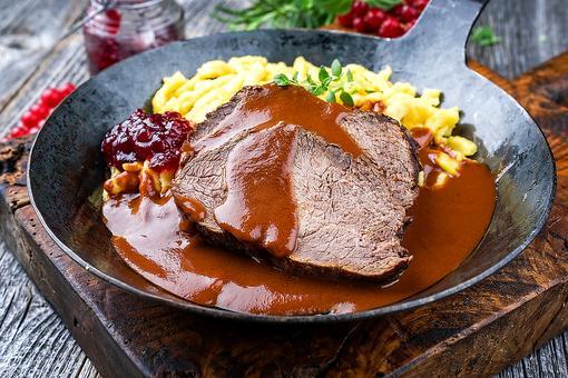Easy German Sauerbraten Recipe: This Classic Sauerbraten Recipe Is Comfort Food German Style