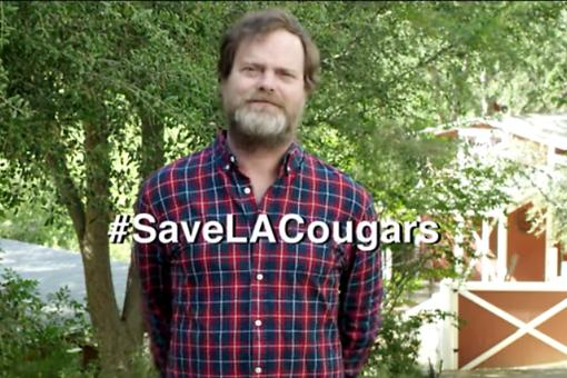 Save LA Cougars: ​National Wildlife Federations Launches Cougar Trading Card Collection