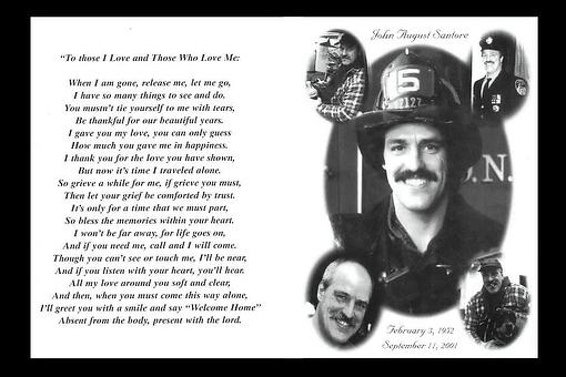 9/11 Letters: Honoring the Future & Families Remembered On the 20th Anniversary of September 11