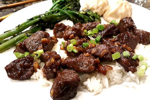 Serious Shaking Beef Recipe: This Is My Twist on Jet Tila's Caramel Shaking Beef Recipe