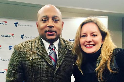 """Shark Tank"" Star Daymond John Shares His No. 1 Success Tip for Entrepreneurs: Do Something You Absolutely Love"