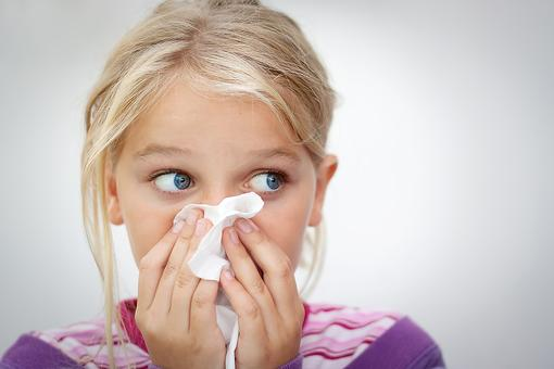 Sick Kid? Keep Germy Tissues Contained With This Parenting Hack!