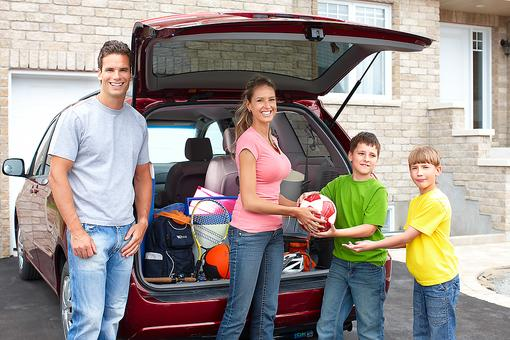 Simple Tricks to Save Your Sanity During Family Road Trips!