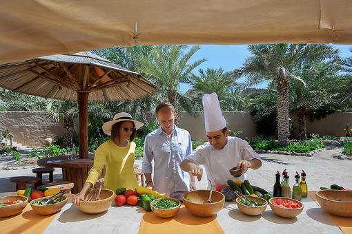 """Eat With Six Senses"" at Six Senses Zighy Bay: A Holistic Approach for Getaways Offering Well-being & Sustainability"
