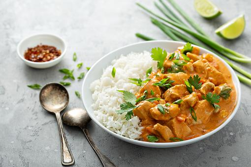 Slowcooker Chicken Curry: This Easy Recipe Let's You Have Curry in a Hurry ... Tomorrow!