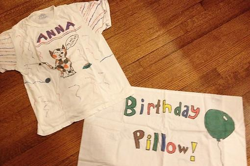 Slumber Party Project: Have Kids Make DIY PJs & Pillowcases!