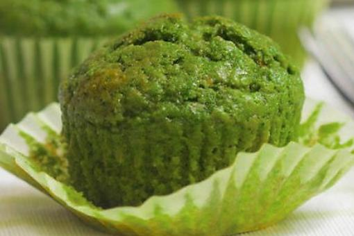 Healthy Snacks for Kids: How to Make Healthy Green Monster Muffins