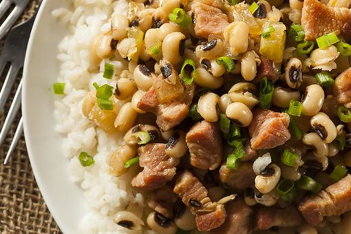 Best Hoppin' John Recipe: This Southern Black-eyed Pea Recipe Is the South in Your Mouth