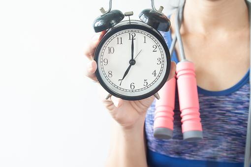 Spend Hours at the Gym? Stop! Here's How to Workout at Home in Less Time & Still Get Results